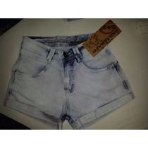Short Jeans Cos Alto Paragrafo Denim