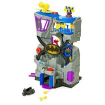 Caverna Do Batman Imaginext Dc Super Friends Batcave