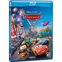 Blu Ray 3d Carros 2 Original Disney Pixar Novo Lacrado