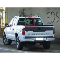 Vidro Vigia Traseiro S10 Centra Corrediço 1998 A 2010
