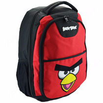 Mochila De Costas Angry Birds Juvenil Notebook