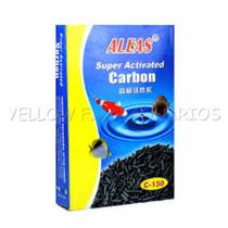 Carvão Ativado Para Aquário Aleas 150g