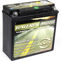 Bateria Moto Yamaha Ybr K 2000 Ate 2008 - 5,5 Ampéres