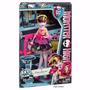 Boneca Monster High Aula De Artes Draculaura Mattel