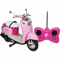 Motocicleta Controle Remoto Barbie - Candide