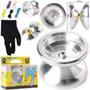 Magia Yo-yos K5 Liga De Alumínio Do Metal Yo-yo Brinquedo P