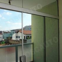 Película Adesiva Prata Espelhada Janela Portas Vidro Blindex