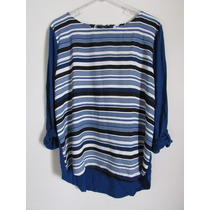 Blusa Importada Ann Taylor -100% Original - Tamanho G
