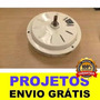 Projeto Gerador Eolico De Ventilador De Teto