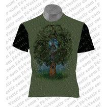 Camiseta Personalizada - Árvore Da Paz