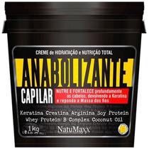 Natumaxx - Anabolizante Capilar Máscara Hidratação Pronta En
