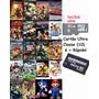 Cartão De Memória P  Psp 16gb   De 2.500 Patchs De Jogos Psp