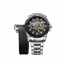 Kit Relógio Technos Time De Herois 6p75aa/1p Ediçao Limitada