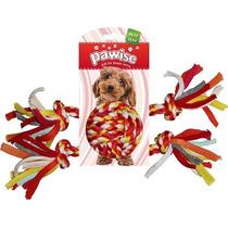 Mordedor Brinquedo Resistente Corda Cachorro Cães Pet Shop