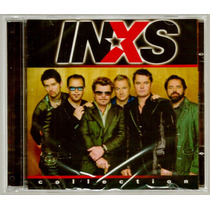 Inxs Cd Collection Novo Lacrado E Raro