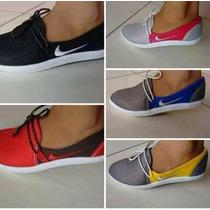 Sapatilha Alpargatas Nike 6 Pares Frete Incluso