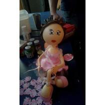 Bailarina Em Eva 3d