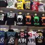 Kit C/ 5 Camisas Jiu Jitsu - Venum, Pretorian, Ufc, Mma