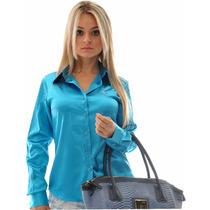 Camisa Social Feminina Atacado Consulte Preços + 70 Modelos