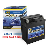 Bateria De Cg Titan 125 Ks / Fan 125 12v 4ah Moto Honda