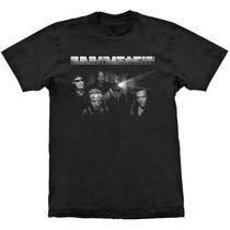 Camiseta De Banda - Rammstein - Foto (stamp)