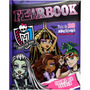Livro Fearbook Monster High - Dcl