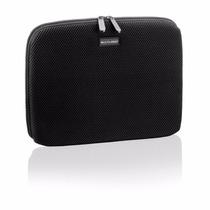 Capa Bolsa Neopreme Notebook Net Ultrabook Preta Para 14 Pol