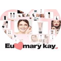 Kit De Maquiagem Completo + Cuidados C/ A Pele Mary Kay
