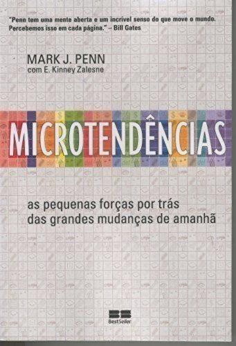 Livro Microtendências Mark J. Penn