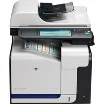 Impressora Hp Multifuncional Colorida Laserjet Cm3530fs Mfp
