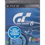 Lacrado Gran Turismo 6 Em Português Br Original Nacional Gt6