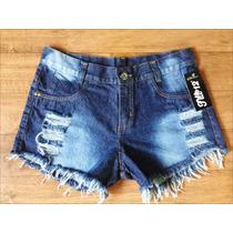 Shorts Jeans Fill 12 Feminino!