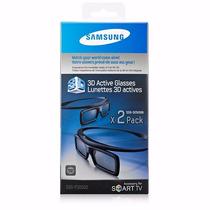 Óculos 3d Ativos Ssg-4100gb Para Televisores Samsung Série D