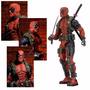 Deadpool Epic Marvel Neca 1/4 Escala 46 Cm Boneco Figura