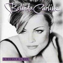 Cd - Belinda Carlisle - A Woman & A Man - Lacrado