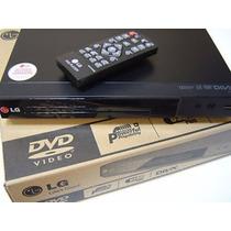 Lg Dvd Player Com Entrada Usb - Dp132 Frete Gratis