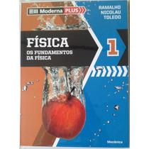 Livro Os Fundamentos Da Física 1 - Moderna Plus