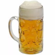 Caneca Chop Cerveja 1 Litro Masskrug Importado Alemanha