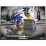 Sonic Generations Diorama First4figures Estátua