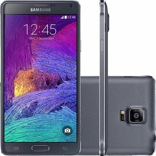 Samsung Galaxy Note 4 N910c Caixa Original 1 Ano Garantia