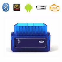Scanner Obd2 Bluetooth Mini (pronta Entrega)
