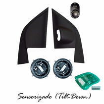 Kit Retrovisor Elétrico Onix Prisma Gmse105 Tilt Down Sensor