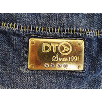 Calça Jeans Da Dta Disritmia Linda