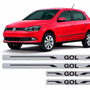 Kit Soleira Adesiva Gol Gol G3 Gol G4 Gol G5 Frete + Barato