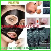 Máscara Pilaten Sachê 6g Black Head