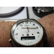 Relógio Condor New Anadigi Masculino Pouco Usado