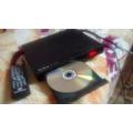 Dvd Player Matrix 2 Preto Bivolt - Britania- Usado