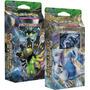 2 Decks Pokémon Xy Fusão De Destinos Zygarde Lugia Lucario