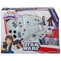 Veículo Com Figura Star Wars Millenium Falcon - Hasbro