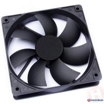 Cooler Gabinete Ventoinha Fan 120x120x25 Mm (120mm 12cm) 12v